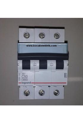 Legrand Otomatik Sigorta 3X50 Amper K Otomat