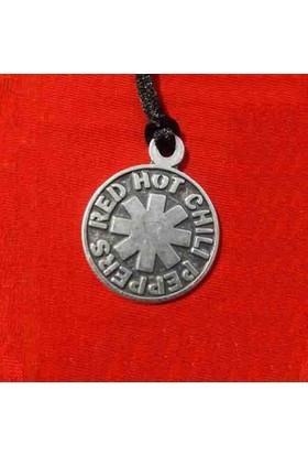Gensa Red Hot Chili Peppers Kolye 4