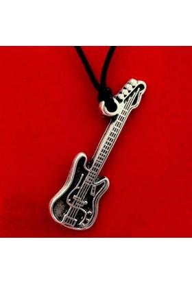 Gensa Gitar Kolye