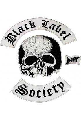 Moda Roma Black Label Society Büyük Boy Arma