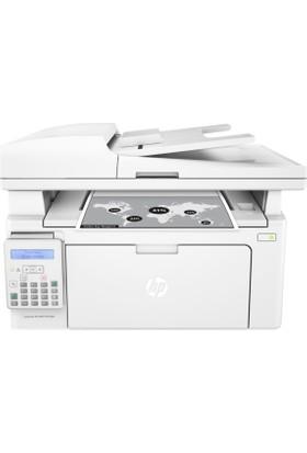 HP LaserJet Pro M130FN Faks + Fotokopi + Tarayıcı + Airprint Laser Yazıcı G3Q59A