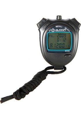 Busso Kronometre 60 Hafızalı ( KRM-10)