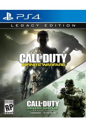 Call Of Duty Infinite Warfare - Legacy Edition PS4 Oyun