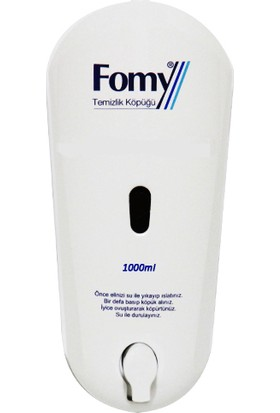 Fomy 1000 ml Köpük Sabun Dispenseri