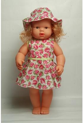 Erpa Konuşan Et Bebek Kıyafetli Kız 53 Cm Oyuncakerpa Konuşan Et Bebek Kıyafetli 53 Cm Oyuncak