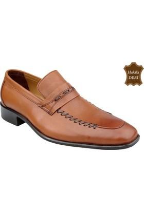 Wolfland 122 K 01 Hakiki Deri Klasik Ayakkabı