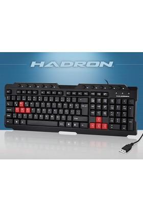 Hadron Hd833 Multimedia Oyuncu Klavyesi