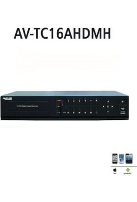 Avenir Av-Tc16Ahdmh 960P Ahd / Ip / Analog Hibrit Kayıt Cihazı