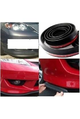 Şentürk Auto Ez Lip En:6Cm Boy: 230Cm Siyah Universal Honda Tüm Modellerine Uyumlu