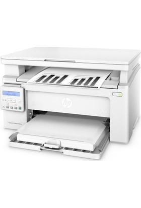 HP LaserJet Pro MFP M130NW Fotokopi + Tarayıcı + Ethernet + Wifi + Airprint + Çok Fonksiyonlu Lazer yazıcı G3Q58A