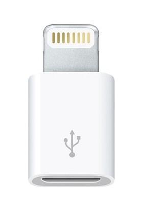 Apple Lightning to Micro USB Adaptör MD820ZM/A (Apple Türkiye Garantili)