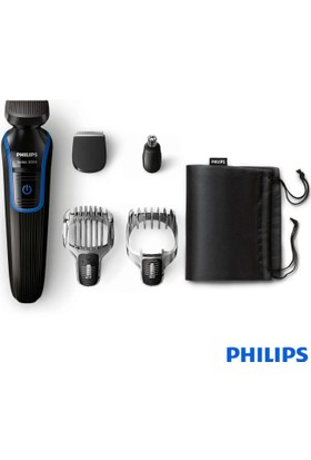 Philips 3000 Serisi Multigroom QG3330/15 Erkek Bakım Kiti 5'i 1 Arada