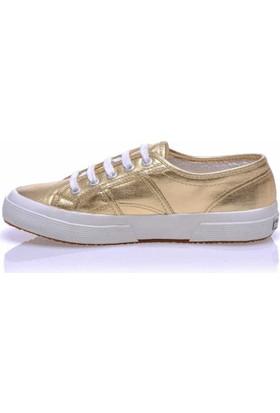 Superga S002hg0-174 Gold Kadın Ayakkabı