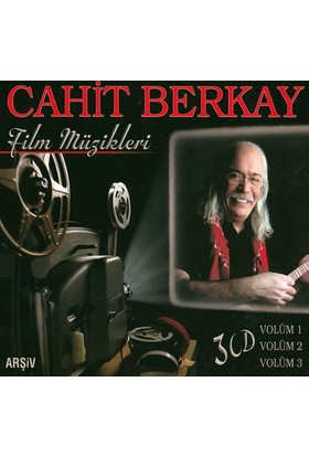Cahit Berkay Film Müzikleri Arşiv 3 Lü Cd