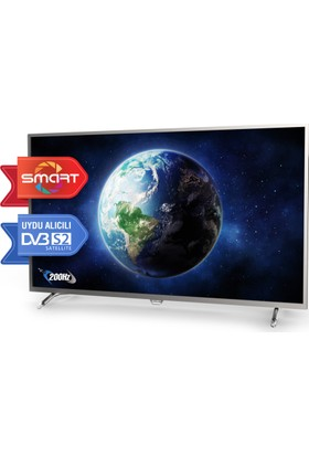 "Axen Ilgaz 49"" 124 Ekran Uydu Alıcılı Full HD Smart LED TV"