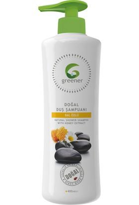 Greener Doğal Duş Jeli Bal Özlü 400 ml
