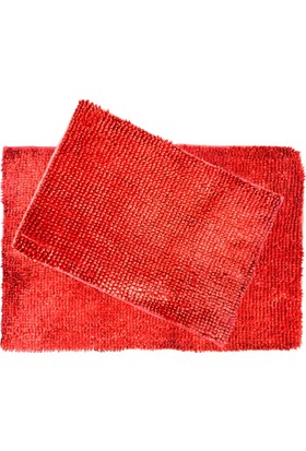 Giz Home Solino Klozet Takımı Kırmızı 2Li