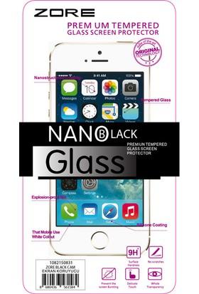 Mustek Lenovo K5 Note 9H Temper Ekran Koruyucusu + 0.2 Mm Silikon Kılıf