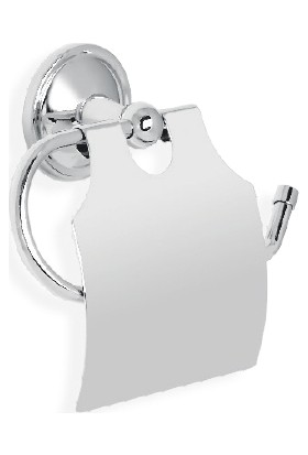Çelik Banyo Jule Kağıtlık Kapaklı