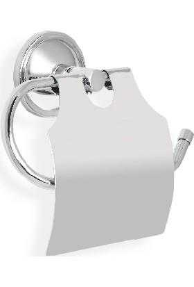 Çelik Banyo Bella Kağıtlık Jule Kapaklı