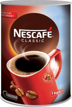 Nescafe Classic Çözünebilir Kahve Teneke 1 Kg