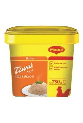Maggi Tavuk Suyu Bulyon Toz Karışım 750 Gr