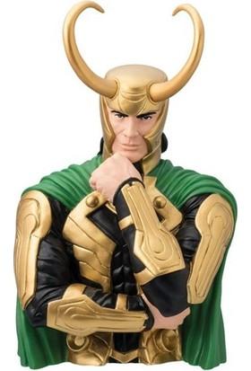 Monogram Thor Loki Büst Kumbara