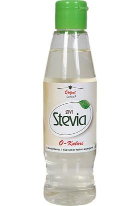 Doğal Sofra Stevia Sıvı Tatlandırıcı