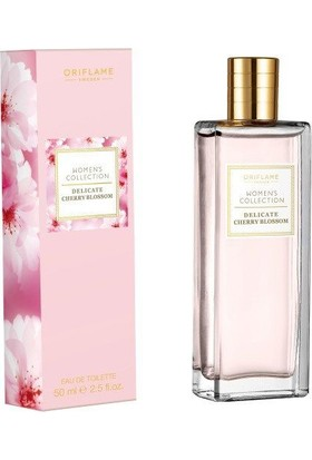 Oriflame Woman'S Collection Delicate Cherry Blossom Edt Bayan Parfümü Edt Bayan Parfüm 50Ml