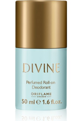 Oriflame Divine Parfümlü 50 Ml Roll On Deodorant