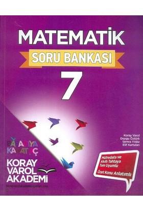 Koray Varol Akademi 7. Sınıf Matematik Soru Bankası - Duygu Öztürk