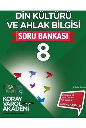 Koray Varol Akademi 8. Sınıf Din Kültürü ve Ahlak Bilgisi So - S. Duha Çerkez
