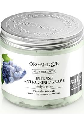 Organique Üzüm Çekirdeği Özlü Anti-Aging Vücut Yağı 200 ml.