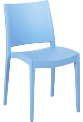 Tilia Specto Sandalye - Açık Mavi
