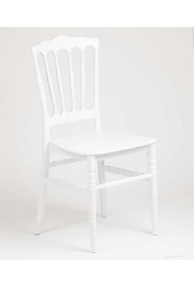 Tilia Napoleon Sandalye - Beyaz