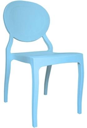 Tilia Rotus Sandalye - Açık Mavi