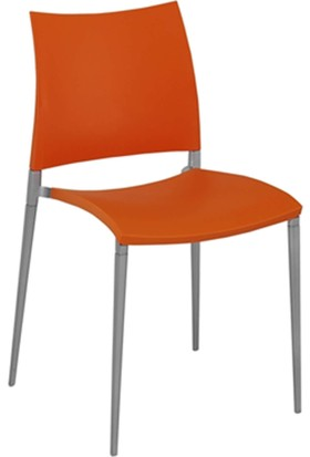 Tilia Neptün Sandalye - Portakal