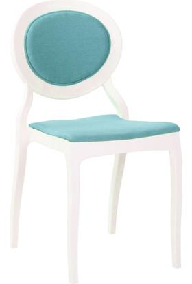 Tilia Rotus Padli Sandalye - Açık Mavi