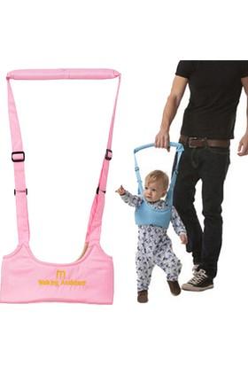 Pembe Bebek Yürüteci Beşik Koltuk Yürüme Arabası Askı Cin02Pm