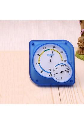 Mavi Manuel Termometre Ve Nem Ölçer - Higrometre Thr172