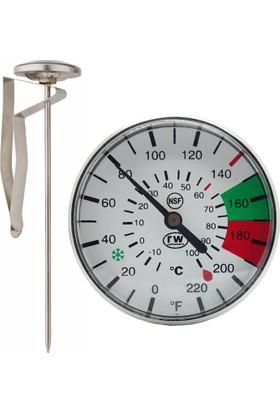 Nsf Termometre Sıvı,Gıda,Et,Su,Yiyecek Sıcaklık Ölçer Thr160