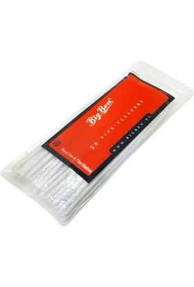 Big-Ben 50 Adet Pipo Temizleme Fırçası Ps87
