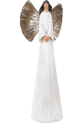 Angels İn Town Melek Biblo - İnanç (18 Cm)