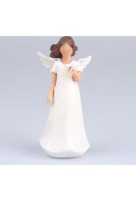 Angels İn Town Melek Biblo - Niyet (14 Cm)