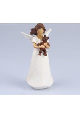 Angels İn Town Melek Biblo - Tatlı Rüyalar (14 Cm)