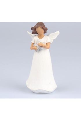 Angels İn Town Melek Biblo - ''Yıldızım Sensin'' (14 Cm)