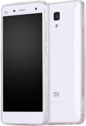 Teleplus Xiaomi Mi4 Silikon Kılıf Şeffaf