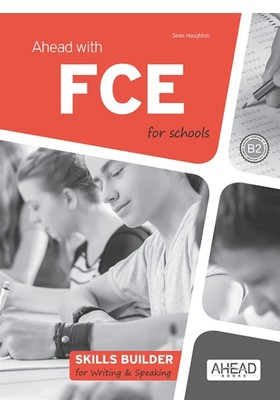Ahead With Fce For Schools Skills Builder For Writing & Speaking