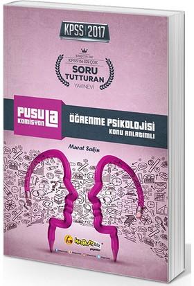 Kitapcım.Biz Yayınları Kpss 2017 Eğitim Bilimleri Öğrenme Psikolojisi Konu Anlatımlı