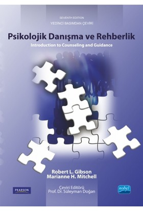 Psikolojik Danışma Ve Rehberlik - Marianne H. Mitchell